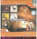 Carnatic Classicals on Veena & Keyboard MP3 CD