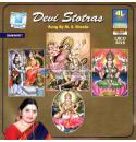 Devi Stotras (Sanskrit) - MS Sheela Audio CD