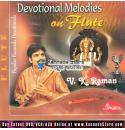 V.K. Raman - Devotional Melodies On Flute Audio CD