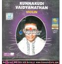 Kunnakudi Vaidyanathan - Instrumental Violin Audio CD