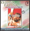 Krishna Karuna (Classical Vocal Live) - KJ Yesudas Audio CD