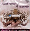 Musical Heritage Of South India (Violin) - Dr. L. Subramaniam CD