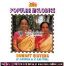 Popular Melodies - Bombay Sisters Classical Vocal Audio CD