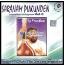 Saranam Pukunden (Classical Vocal Live) - KJ Yesudas Audio CD