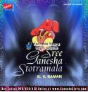 Sri Ganesha Stotramala - K.V. Raman - Audio CD