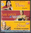 Veena - Sarod - Sitar (Classical Instrumental Collection) MP3 CD