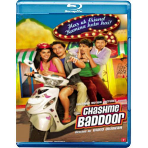 Chashme Baddoor - 2013 (Hindi Blu-ray)