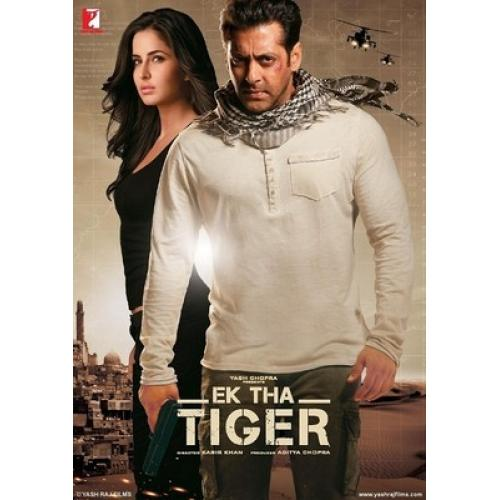 Ek Tha Tiger - 2012 (Hindi Blu-ray)