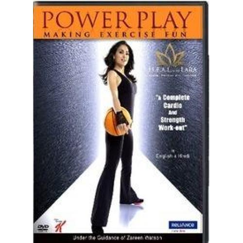Heal With Lara - Power Play (2011) Yoga DVD