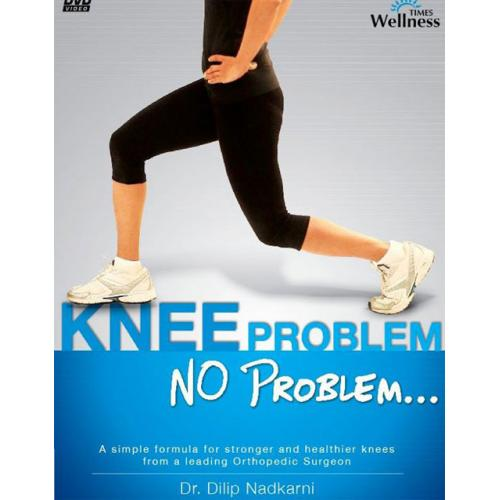 Knee Problem No Problem - KneeGuru Dr. Dilip Nadkarni DVD