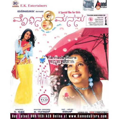 Moggina Manasu - 2008 Video CD