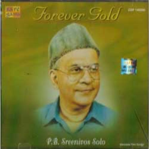 Forever Gold - PB Sreenivos Solos - Audio CD
