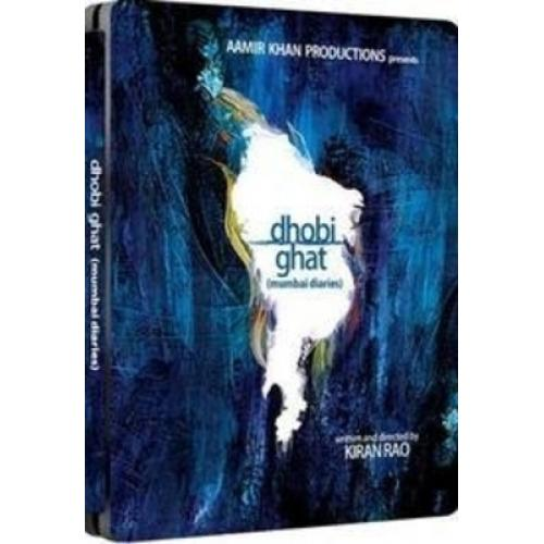 Dhobi Ghat - 2011 (Hindi Blu-ray)
