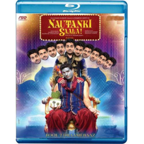 Nautanki Saala! - 2013 (Hindi Blu-ray)