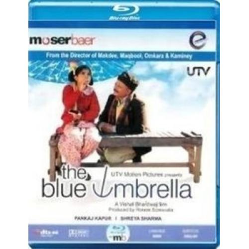 The Blue Umbrella - 2007 (Hindi Blu-ray)